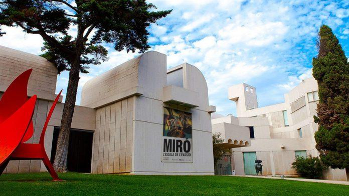 Fondation Joan Miro