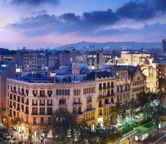 Hébergement Barcelone