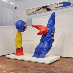 Oeuvre d'art du musée Joan Miro
