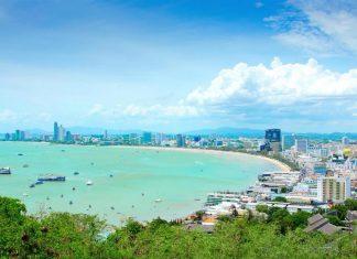 Pattaya en Thailande