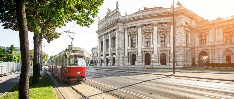 Transport à Vienne