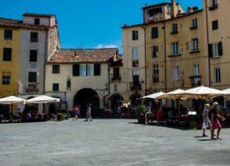 Lucques en Italie