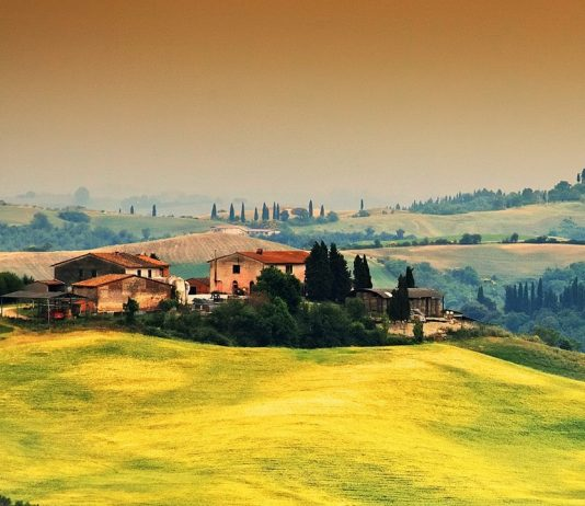 Toscane en Italie