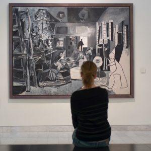 Oeuvre Picasso du musée