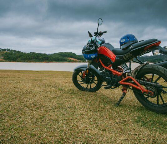 Road trip en moto
